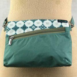 Pochette ceinture 3 en 1  tempête et tissu japonais